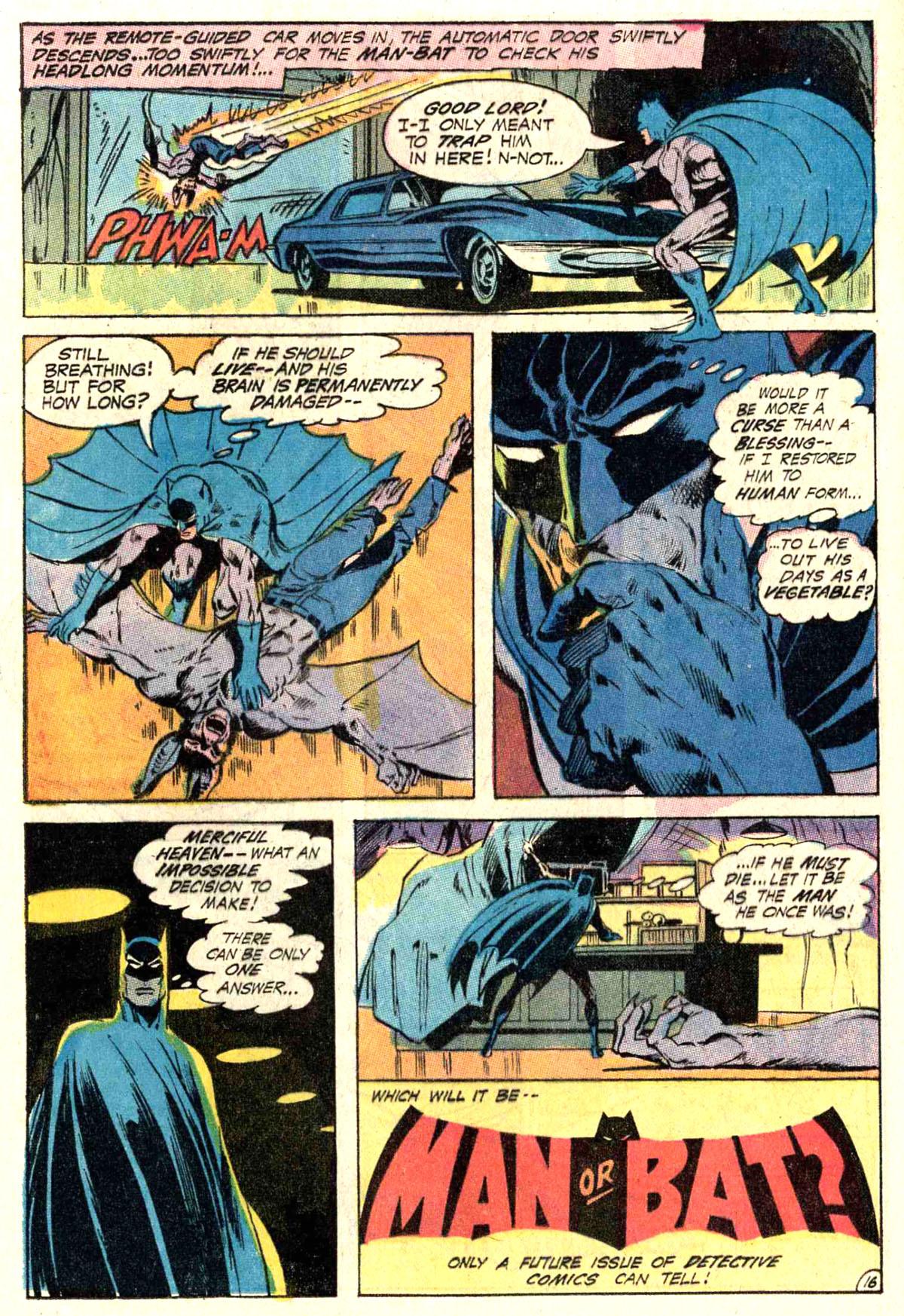 Detective Comics (1937) 402 Page 19