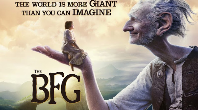The BFG Movie Review and Rating