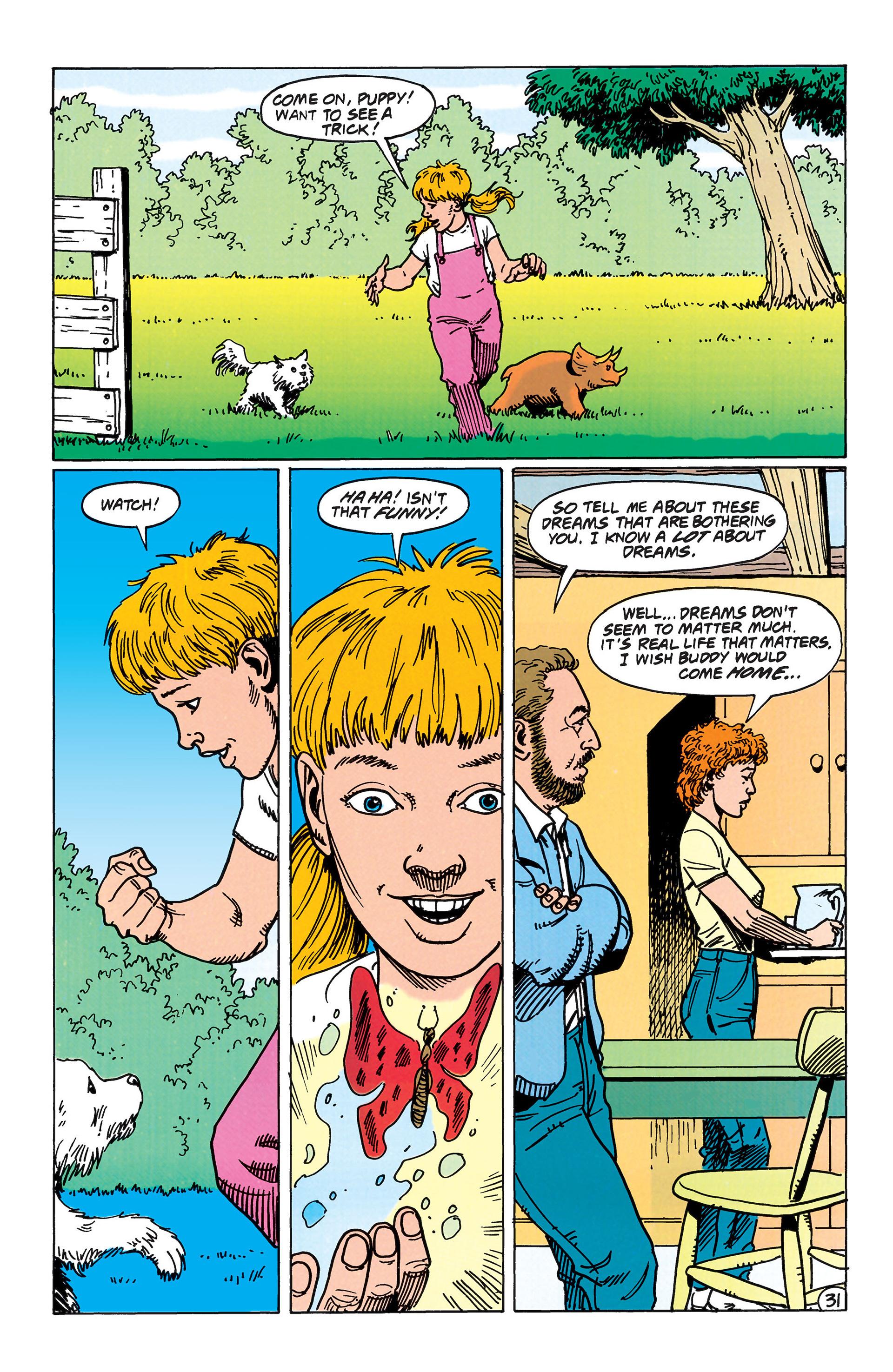 Read online Animal Man (1988) comic -  Issue #50 - 31