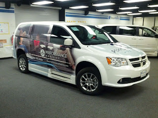 Digital Graphic Solutions | Van Graphics