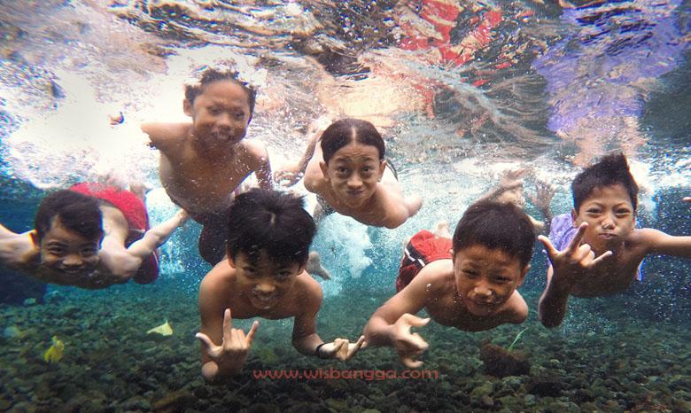 Wisata Snorkeling Di Purbalingga