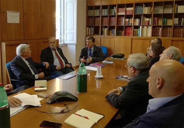 New step towards the assembly of Mediterranean Macro-region