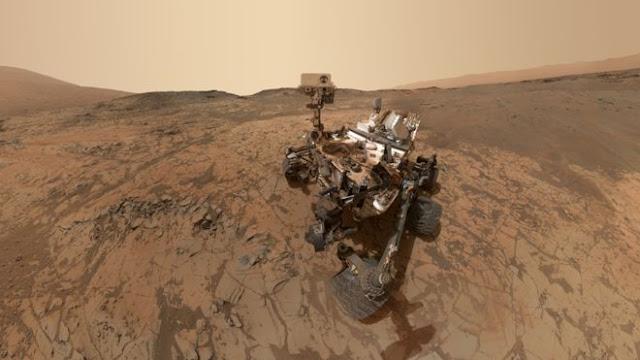 НАСА знайшла можливі сліди органічного життя на Марсі
