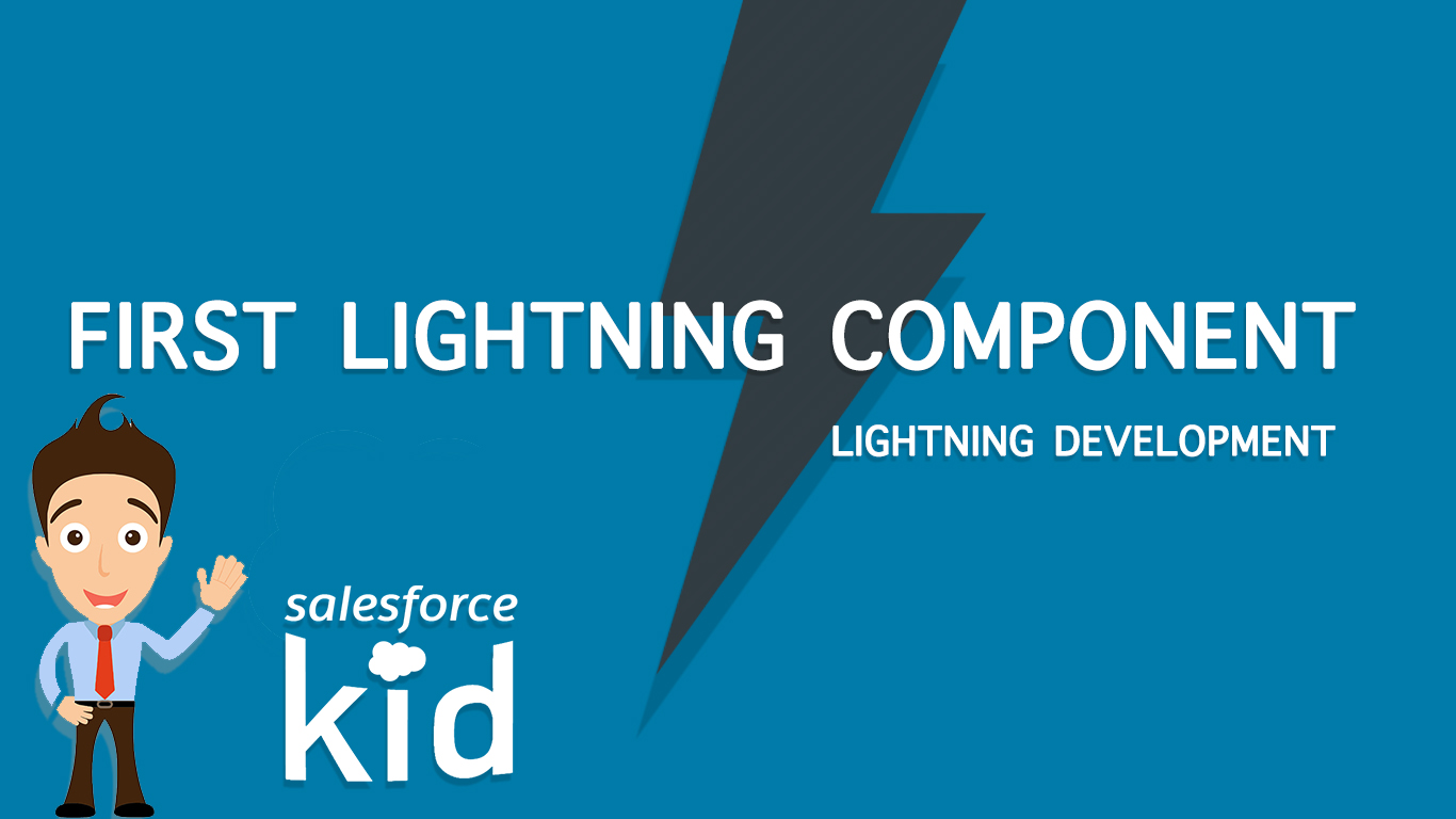 salesforce lightning component development salesforcekid