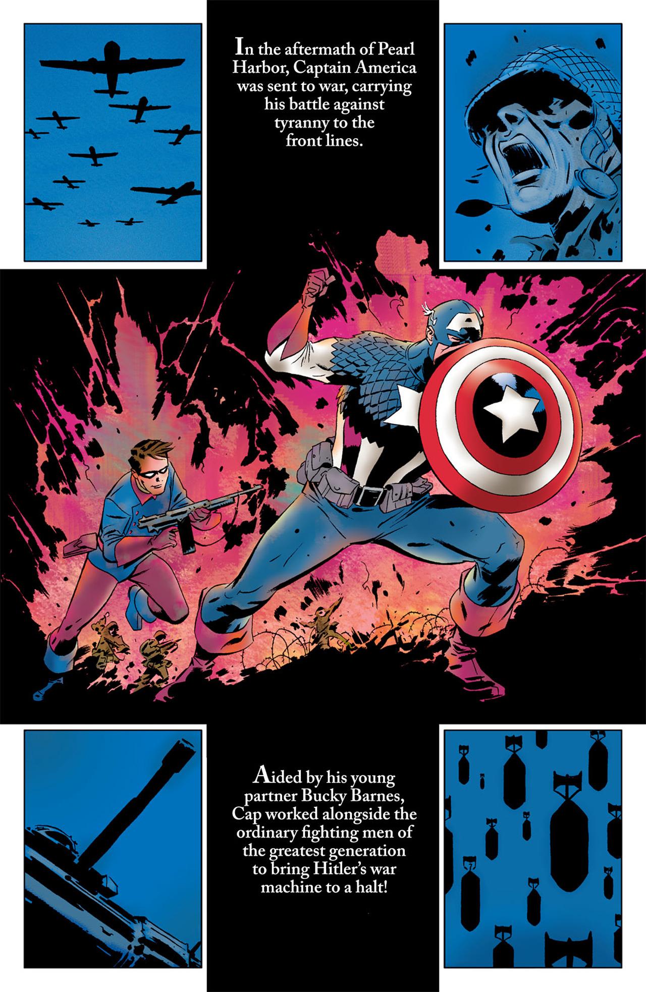 Read online Captain America (2005) comic -  Issue #50 - 27