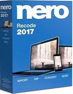 Nero Recode 2017 18.0.16000 poster box cover