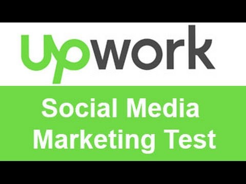 Social Media Marketing Upwork Test Answer
