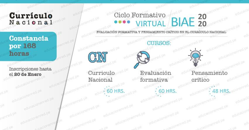 PERUEDUCA: Docentes de IE públicas y privadas pueden participar de curso virtual sobre evaluación formativa