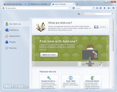 Download Mozilla Firefox 45.0.1 Terbaru 2016 (D1 KAB Sore) Screenshot4.png