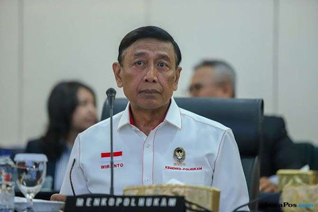 Wiranto Bakal Serahkan Rumahnya ke Prabowo kalau Indonesia Punah