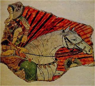 Saa Kültüründe atın önemi