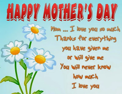 mothers day sayings for mothers in heaven