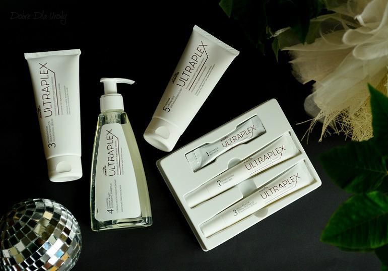 Joanna Ultraplex innowacyjny system do regeneracji włosów