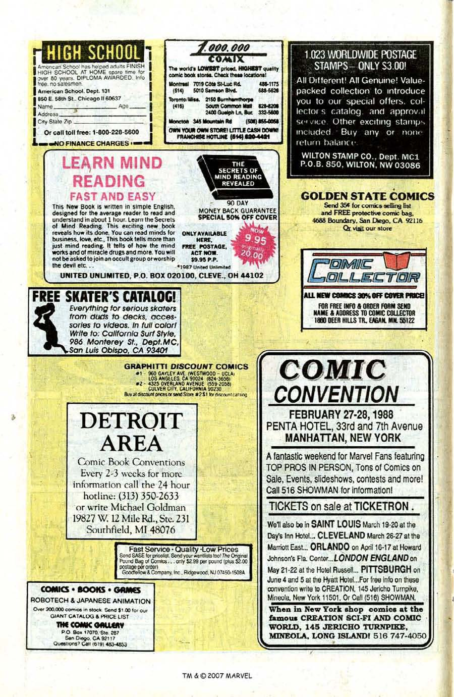 Read online Silver Surfer (1987) comic -  Issue #12 - 12