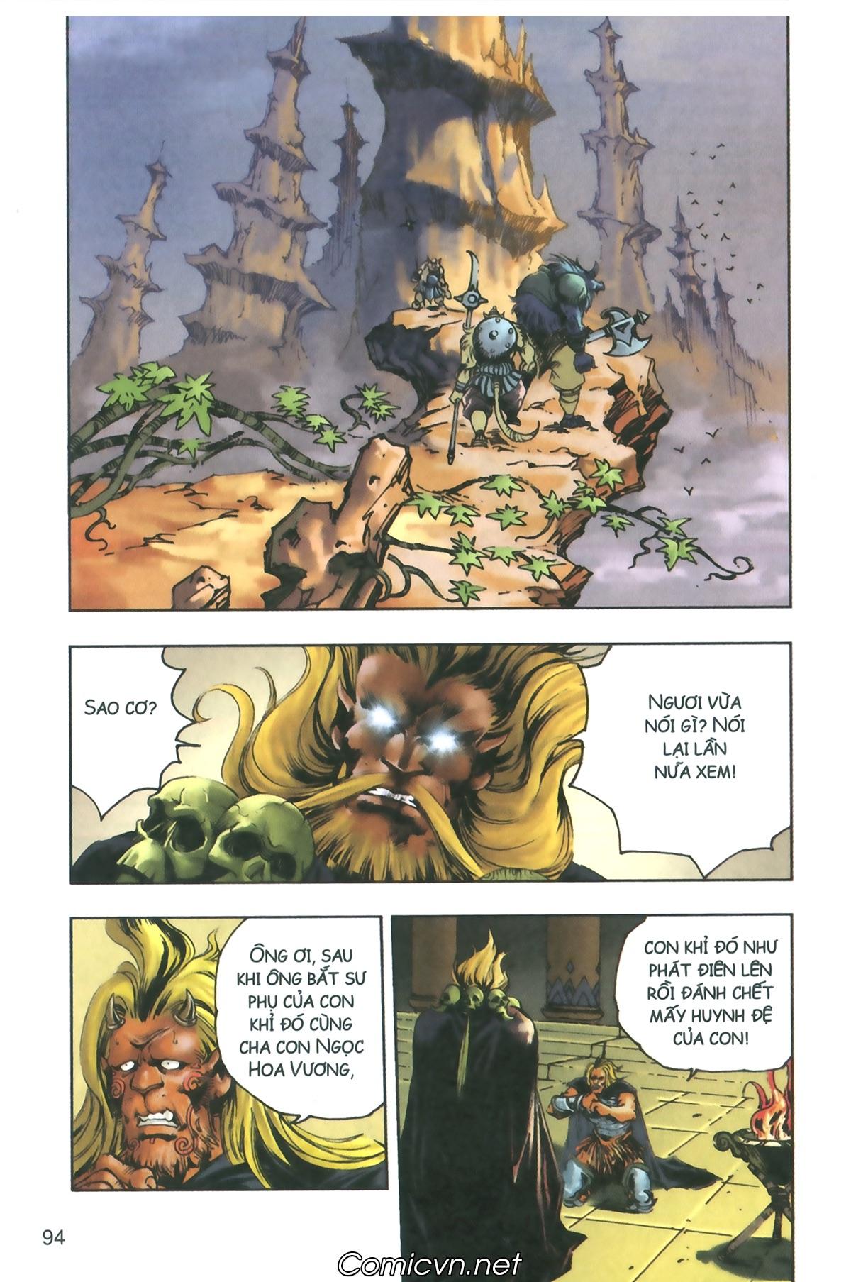 Tây Du Ký màu - Chapter 126 - Pic 5