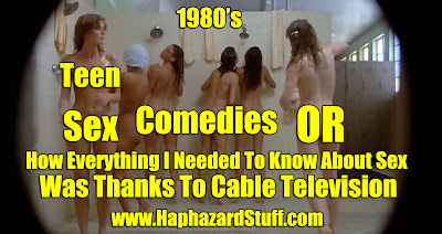 Teen Sex Comedies 1980s movies