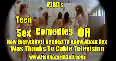 Teen Sex Comedies 1980s movies
