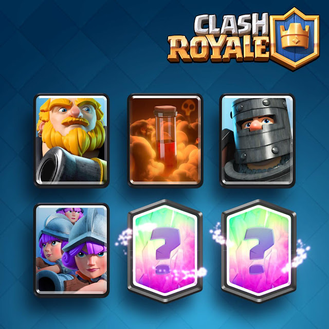 New Cards Clash Royale Legendary - Sneak Peek leak