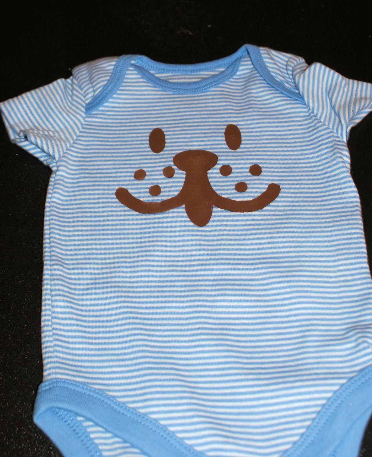 Coley's Corner: Cute Little Baby Onesies