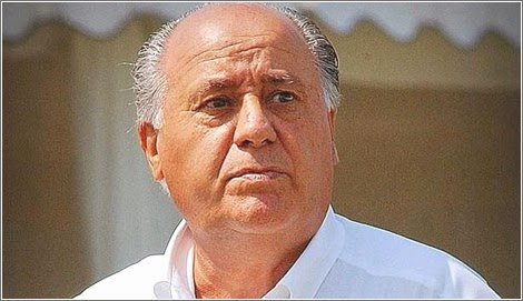 Rich People Amancio Ortega