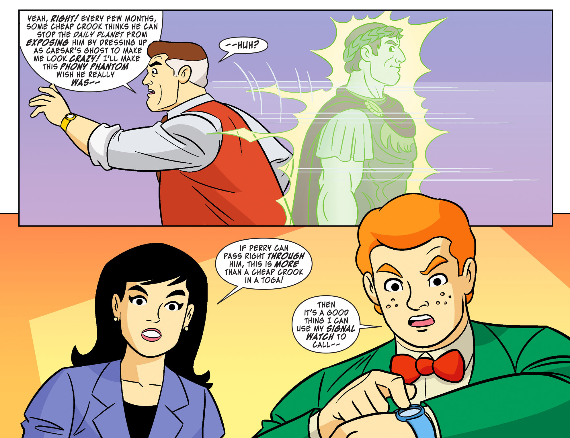Read online Scooby-Doo! Team-Up comic -  Issue #17 - 6