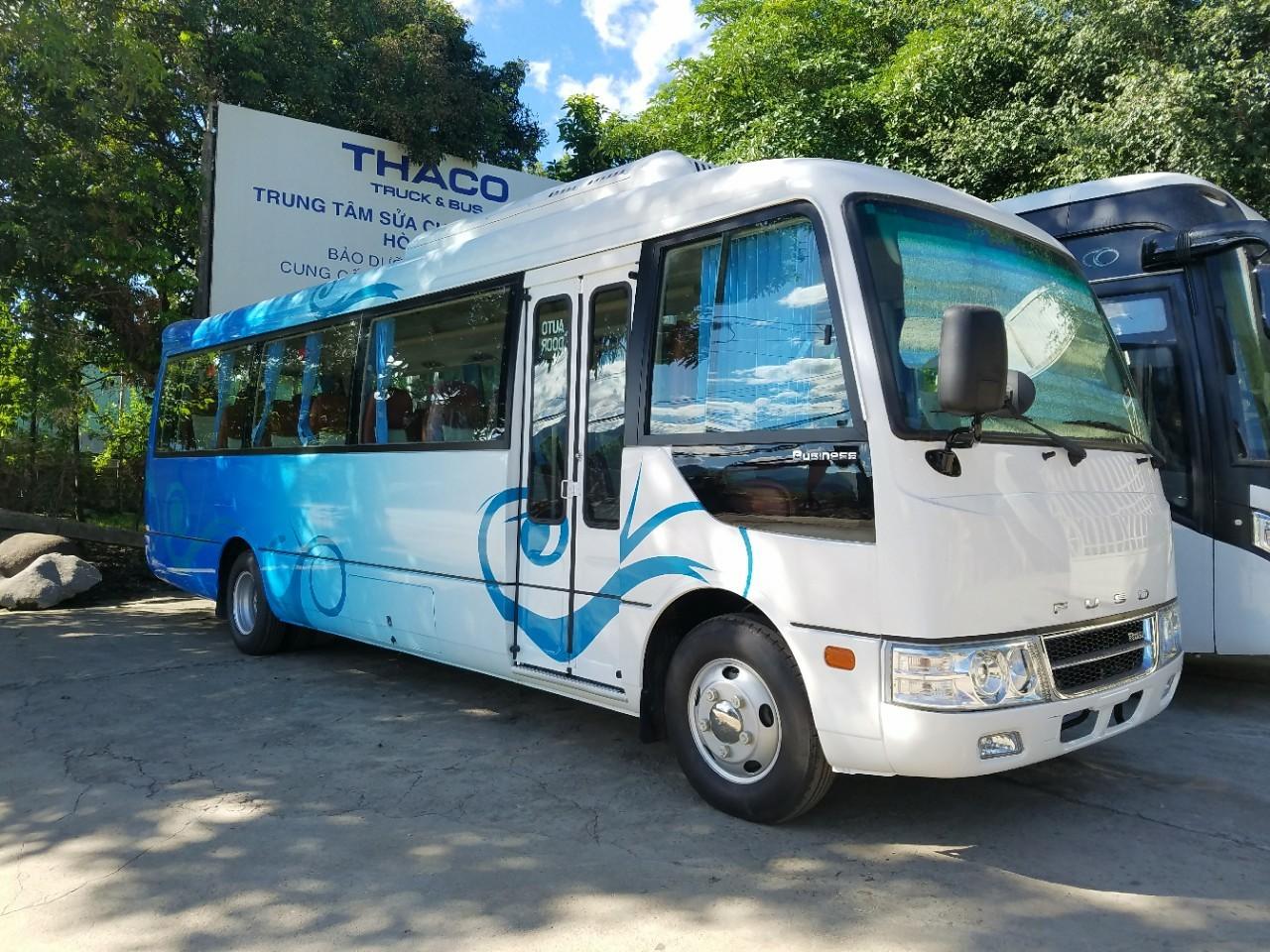 Xe khách Fuso Rosa 29 chỗ ngồi