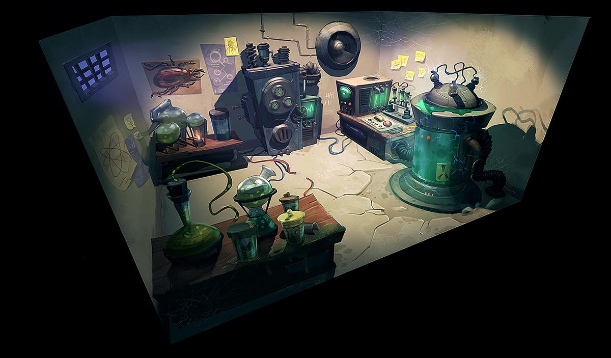 fantasyandscifi: Flash by nosaj7541 (deviantart) From one ...  Science Conceptual Illustration