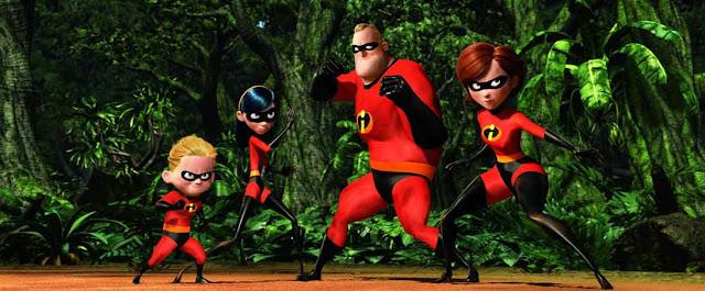 رحلة بيكسار Pixar مع الأوسكار.. أفلام تألقت في سماء فن الرسوم المتحركة  فيلم the incredibles