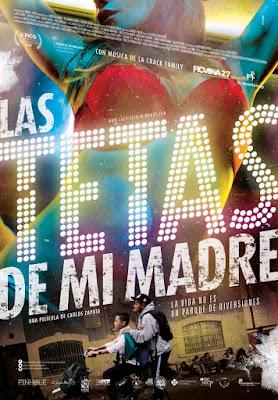 Las Tetas De Mi Madre 2015 DVD Custom NTSC Latino