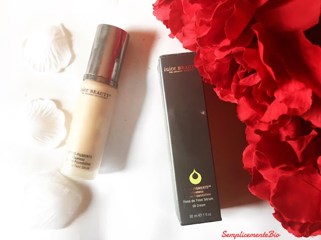 REVIEW FONDOTINTA JUICE BEAUTY