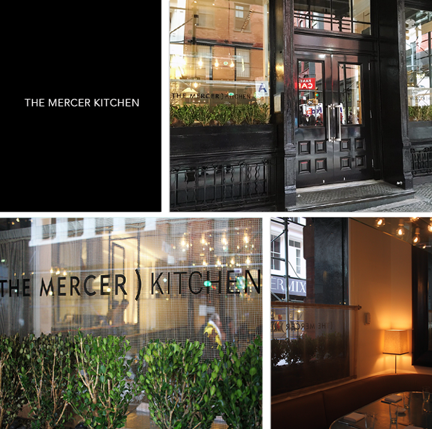Dine Out : The Mercer Kitchen | rolala loves