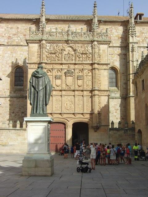 Rana suerte Salamanca ranita