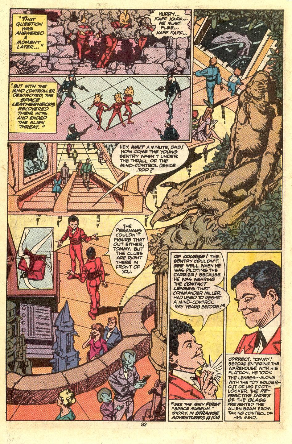 Read online Secret Origins (1986) comic -  Issue #50 - 95