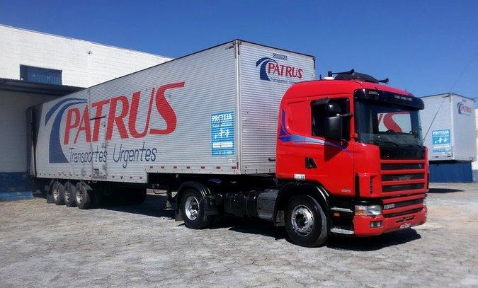 Patrus Transportes Urgentes abre mais vagas para caminhoneiros autônomos