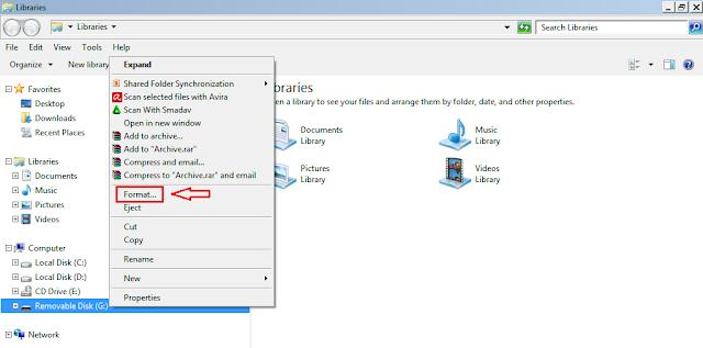Cara Memperbaiki Flashdisk Yang Tidak Bisa Di Format Melalui Safe Mode Cara Memperbaiki Flashdisk Yang Tidak Bisa Di Format Melalui Safe Mode