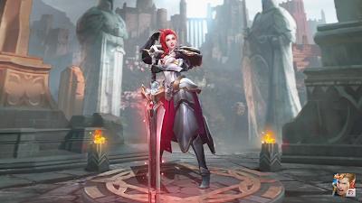 Build Item Terbaik Astrid di Arena Of Valor (AOV)