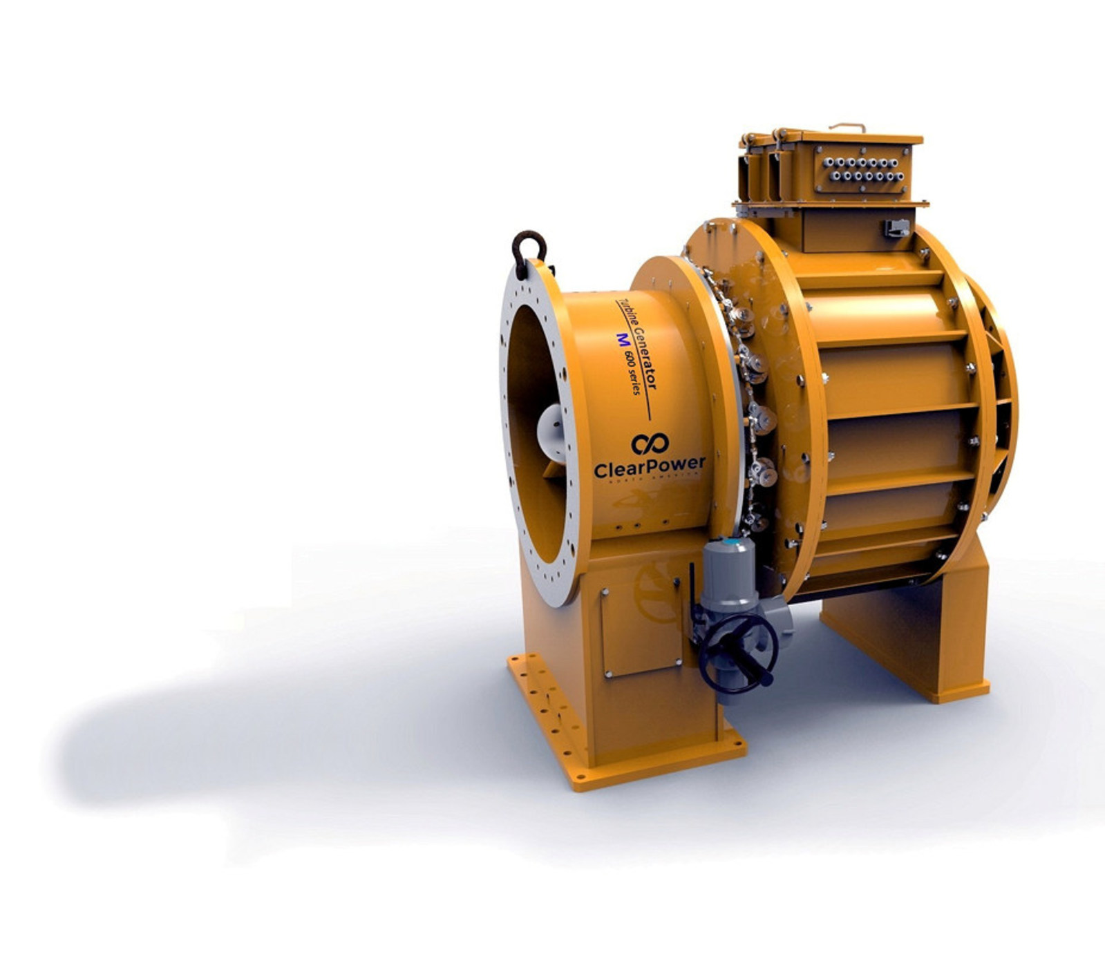 ClearPower Launches New ITG M Generator Converts Water Flow into