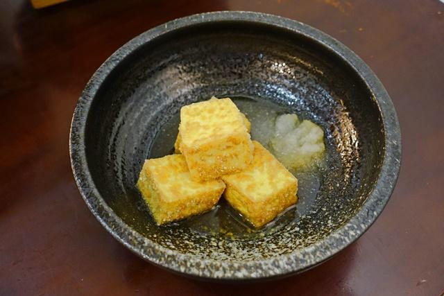 三本拉麵-揚出豆腐