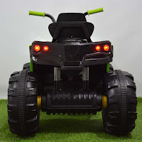 Junior ME0906 ATV Motor Mainan Aki