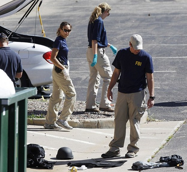 Denver Usa Shooting: News, Photos: Colorado Shooter James Holmes Pics, Batman