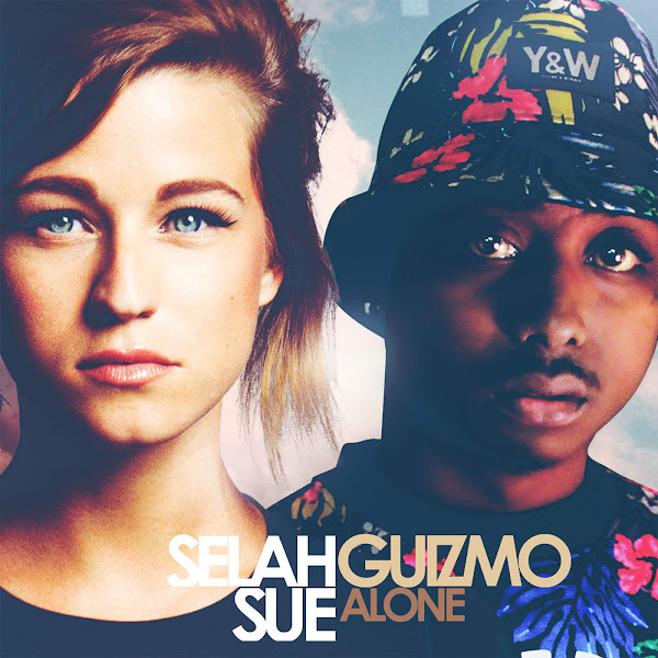 Selah Sue - Alone (feat. Guizmo) - Single Cover