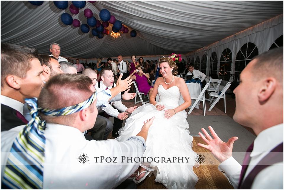 Thomas Birkby House Wedding