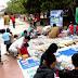 Jurnalis Warga Dan Gerakan Literasi Lokal Menyebar Budaya membaca Buku Di Ruang Publik