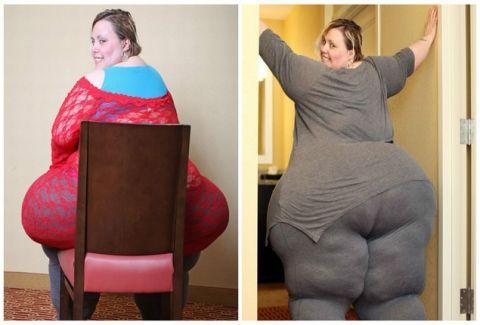 «Ζυγίζω 222 κιλά και οι άνδρες ζητούν απεγνωσμένα φωτογραφίες μου»!