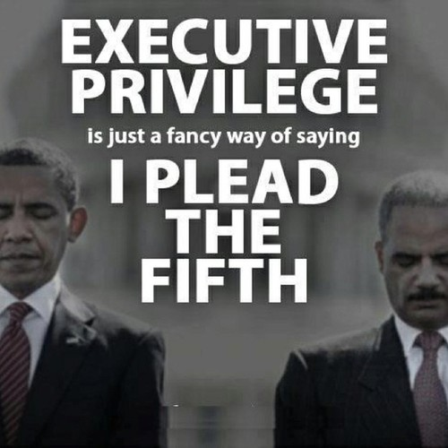 The Term Executive Privilege Originated With Answers Com: 90 Miles From Tyranny : 2013-02-17