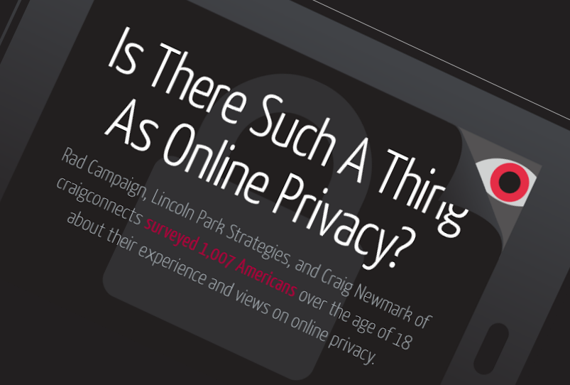 Is there such a thing as Internet privacy? #infographic #Security