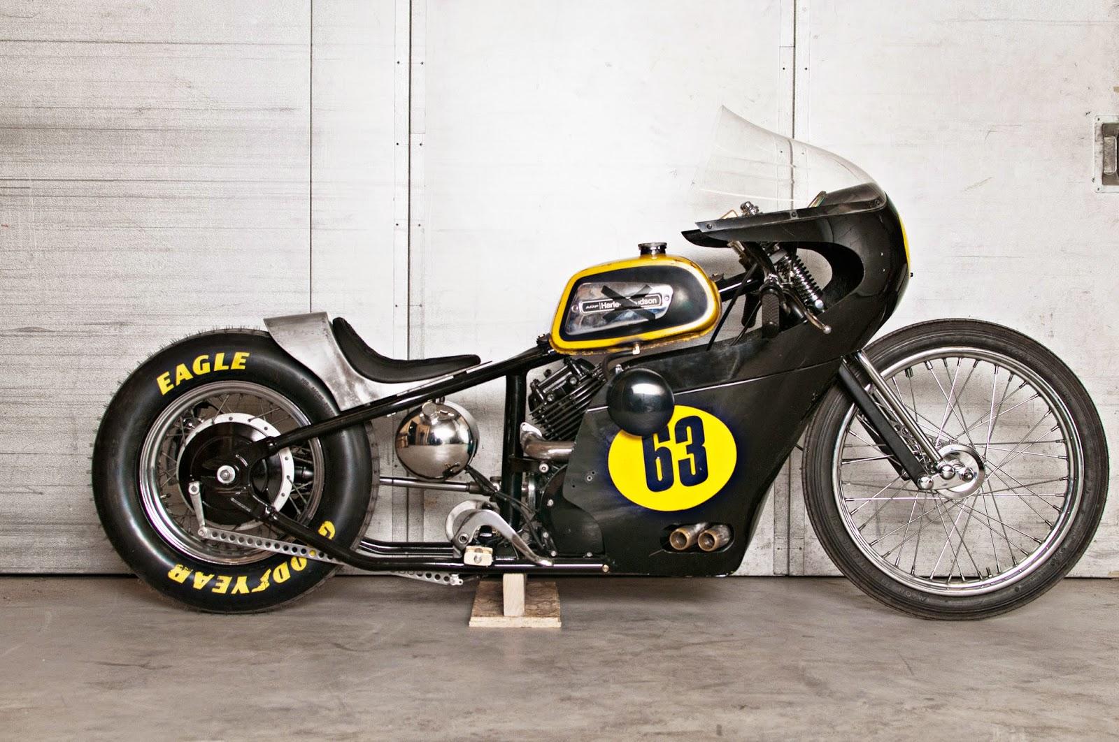 garage welding shop ideas - Drag Star Made Men Bikes RocketGarage Cafe Racer