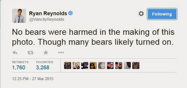 Ryan Reynolds Deadpool tweet Burt Reynolds