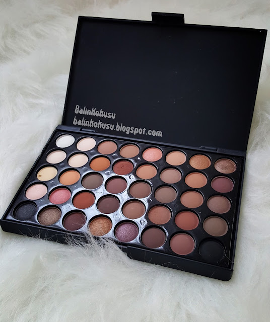 Wish eyeshadow palette