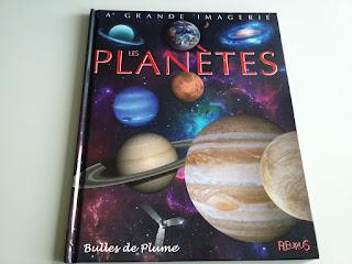 La grande imagerie Fleurus: Les planètes